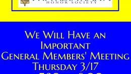 Meeting 3-17
